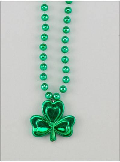 """Irish Themes 33"""" Green Shamrocks"""