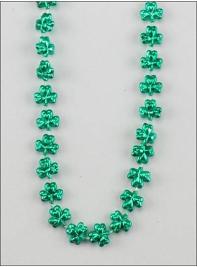 Irish Themes Green Shamrock Throws
