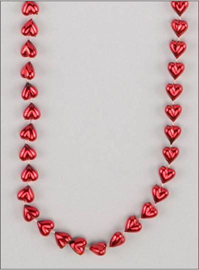 """Heart Themes 33"""" Red Hearts"""