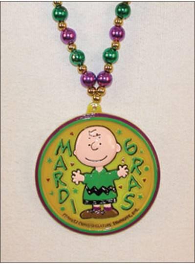 Peanuts Character Bead- Charlie
