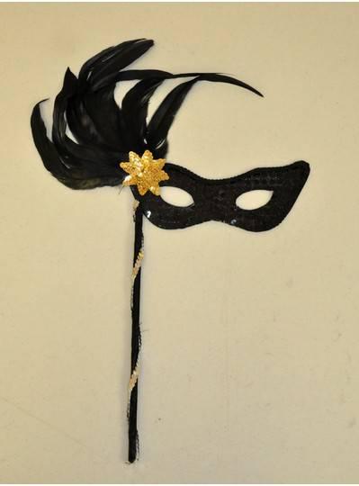 Feather Masks MASK HCA174B