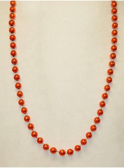 "36"" 10mm Round Metallic Orange"
