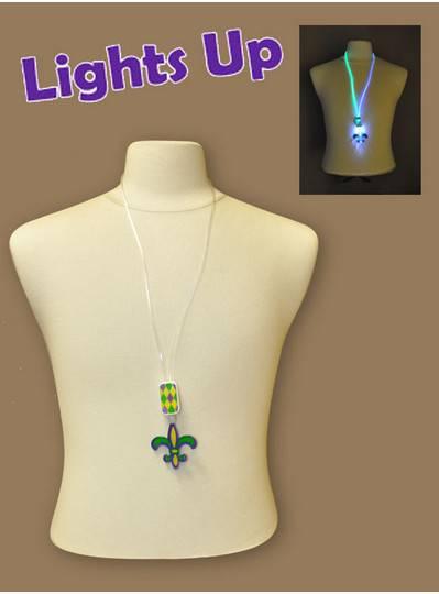 Light-Up PGG Fleur de Lis
