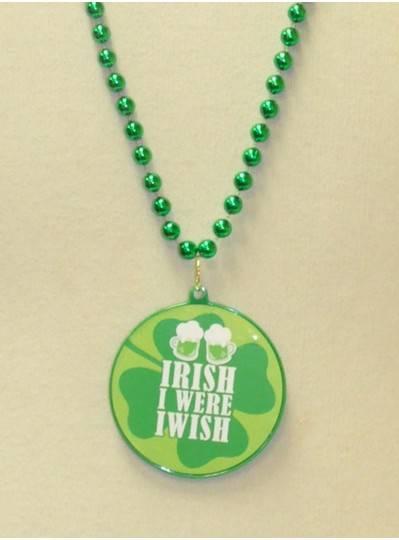 """33"""" Green Irish I Were Iwish"""