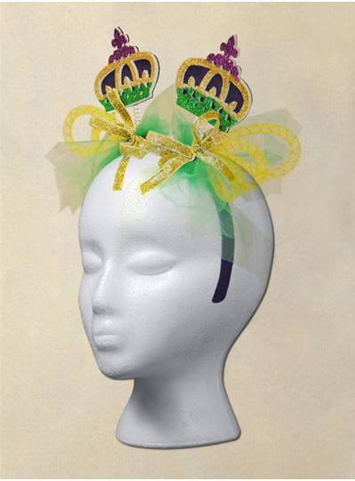 Fun Accessories - PGG Headband with 2 Crowns