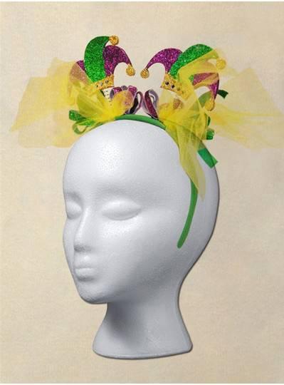 Fun Accessories - PGG Headband with 2 Jester Hats
