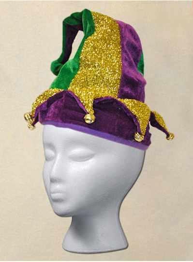 PGG Glitter Skimmer Hat - Copy