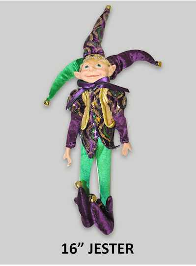 "16"" Elf Jester PGG - Copy"
