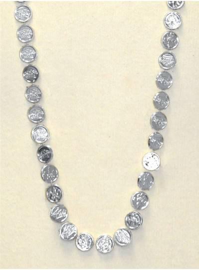Mardi Gras Themes Silver Coins