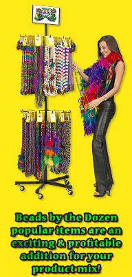 Wholesale Mardi Gras Supplies